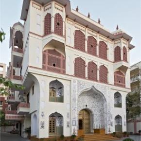 Hostéis e Albergues - Umaid Mahal