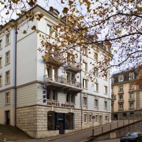 Hostéis e Albergues - Hotel Bristol Zurich