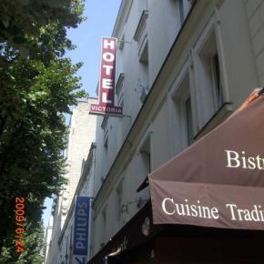 Hostéis e Albergues - Hotel Victoria - Paris