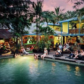 Hostéis e Albergues - Calypso Inn Backpackers Resort Cairns
