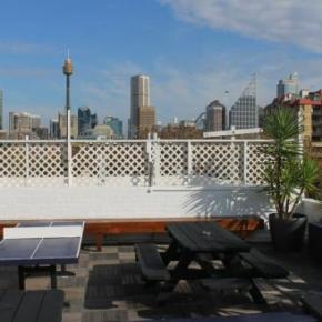 Hostéis e Albergues - Sydney Central Backpackers