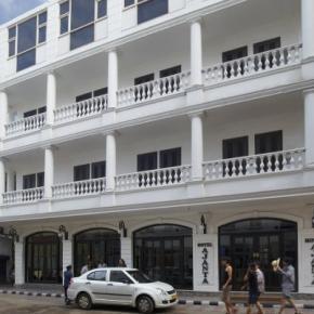 Hostéis e Albergues - Hotel Ajanta