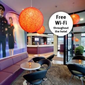 Hostéis e Albergues - MEININGER Hotel Frankfurt Airport