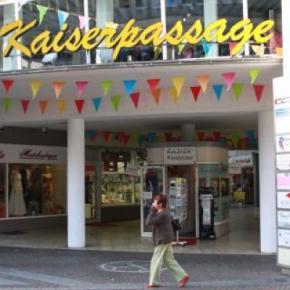 Hostéis e Albergues - Gästehaus Kaiserpassage