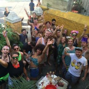 Hostéis e Albergues - Hostel Samba Green