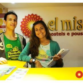 Hostéis e Albergues - Hostel El Misti  Leme