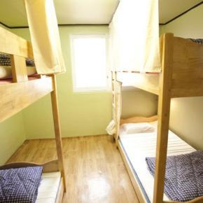 Hostéis e Albergues - Crossroad Backpackers Hongdae
