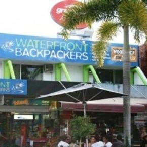 Hostéis e Albergues - Waterfront Backpackers