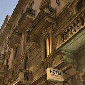 Hostéis e Albergues - Hotel Ambrosiana