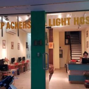 Hostéis e Albergues - Hostel Hanoi Light Backpackers