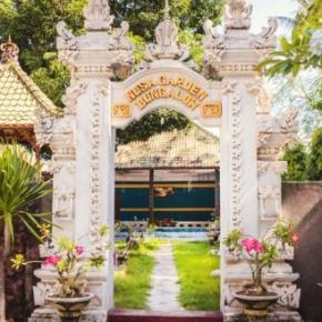 Hostéis e Albergues - Nusa Garden Bungalow