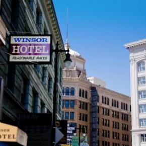 Hostéis e Albergues - Winsor Hotel
