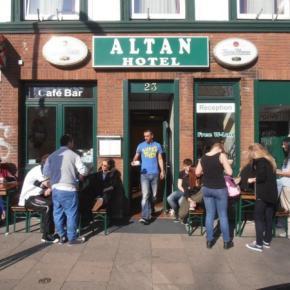 Hostéis e Albergues - Altan Hotel