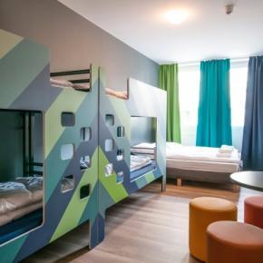 Hostéis e Albergues - A and O Bremen Hauptbahnhof