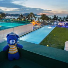 Hostels e Albergues - Hostel BearPacker Patong