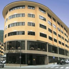 Hostéis e Albergues -  Hotel Plaza Andorra