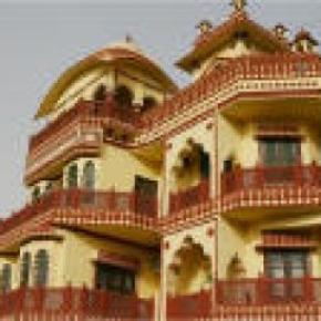 Hostéis e Albergues - Umaid Bhawan Hotel