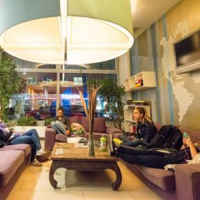 Hostéis e Albergues - Hostel wombat's CITY s Vienna – the LOUNGE