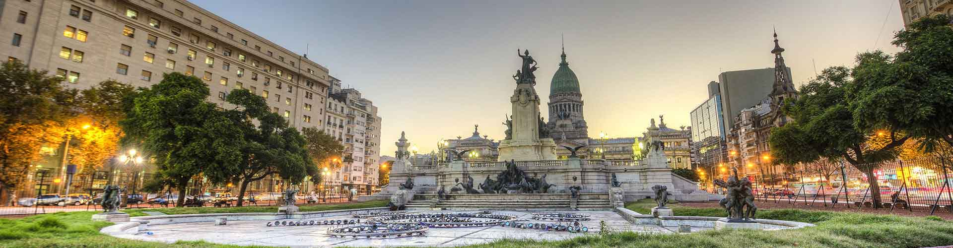 Buenos Aires – Hostels em Buenos Aires. Mapas para Buenos Aires, Fotos e Avaliações para cada Hostels em Buenos Aires.