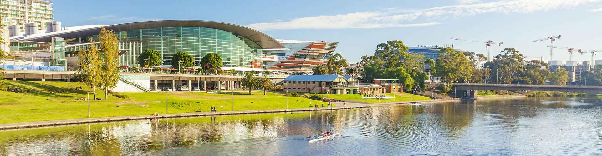 Adelaide - Hotéis no Cidade HVelhafast Bay bairro. Mapas para Adelaide, Fotos e Avaliações para cada Albergue em Adelaide.