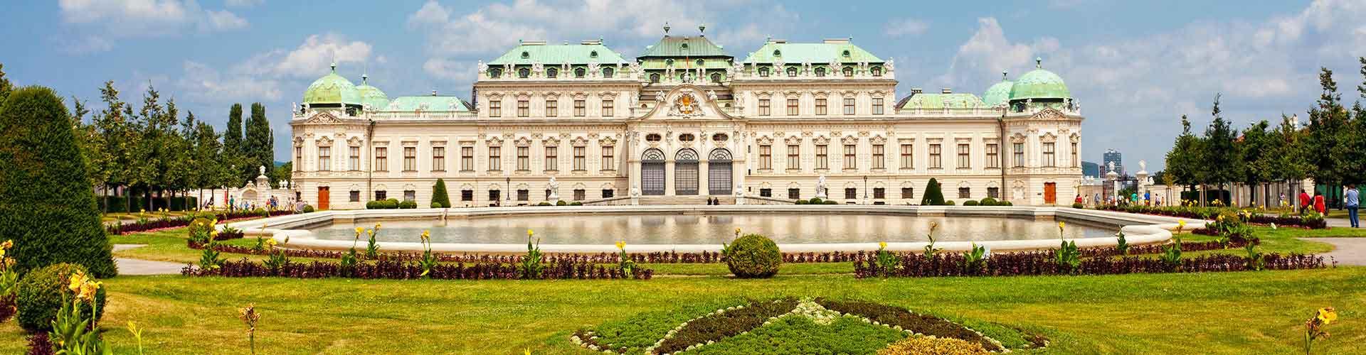 Viena - Hotéis no Favoriten bairro. Mapas para Viena, Fotos e Avaliações para cada Albergue em Viena.