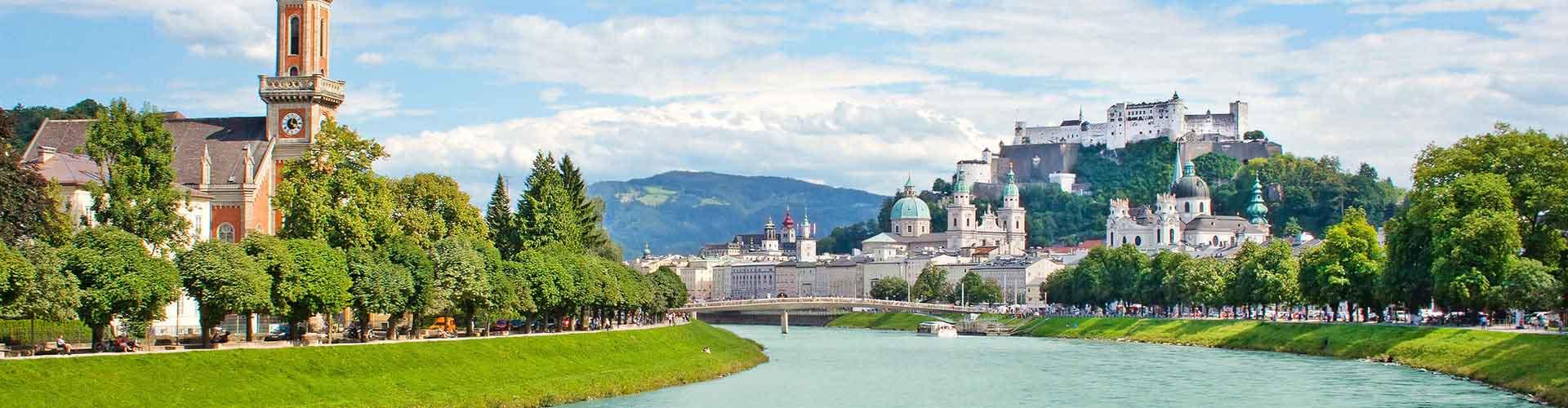 Salzburg – Albergues em Salzburg. Mapas para Salzburg, Fotos e Avaliações para cada Albergue em Salzburg.