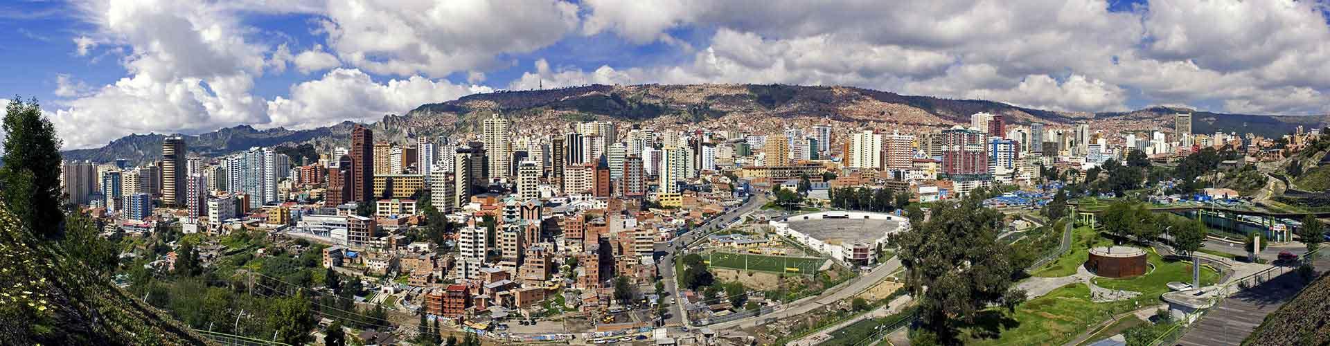 La Paz – Hostels em La Paz. Mapas para La Paz, Fotos e Avaliações para cada Hostels em La Paz.