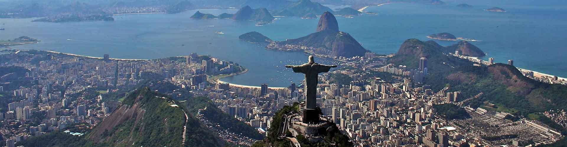 Rio de Janeiro – Albergues próximos a Aeroporto Santos Dumont. Mapas para Rio de Janeiro, Fotos e Avaliações para cada Albergue em Rio de Janeiro.