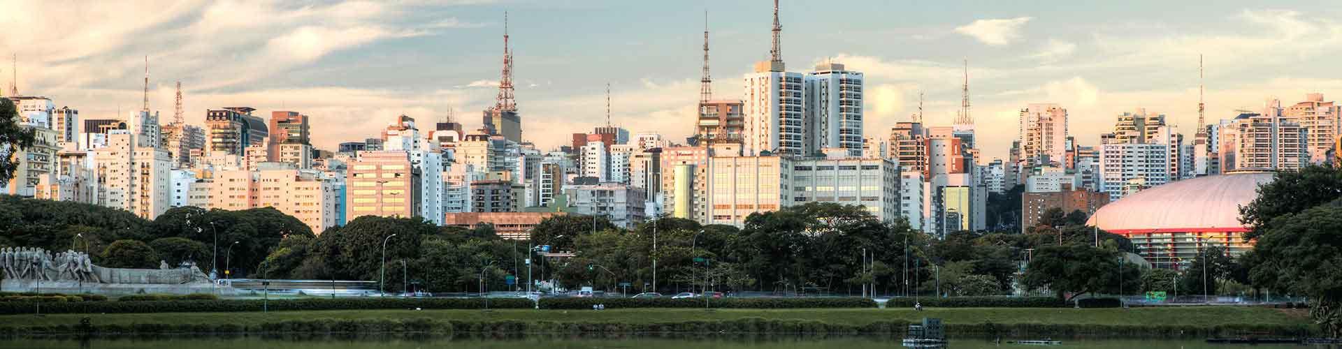 São Paulo – Albergues próximos a Aeroporto Internacional de São Paulo. Mapas para São Paulo, Fotos e Avaliações para cada Albergue em São Paulo.
