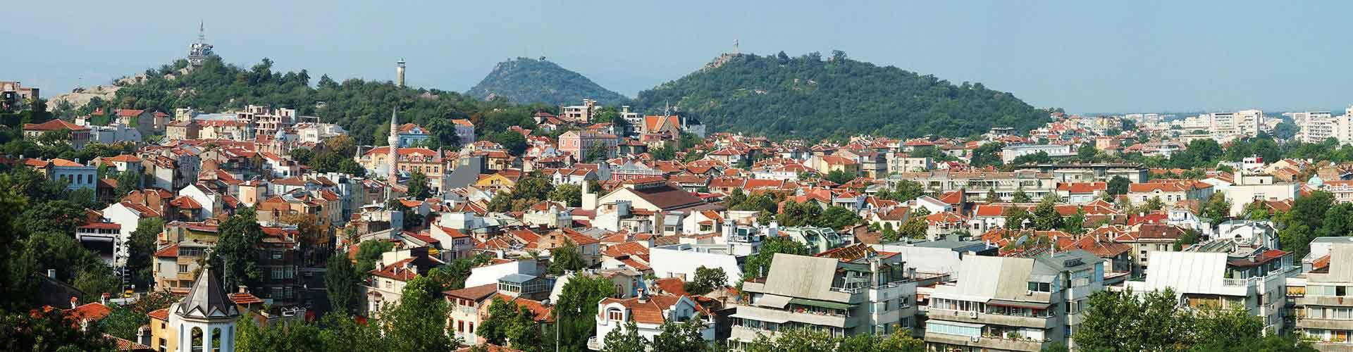 Plovdiv – Hostels em Plovdiv. Mapas para Plovdiv, Fotos e Avaliações para cada Hostels em Plovdiv.