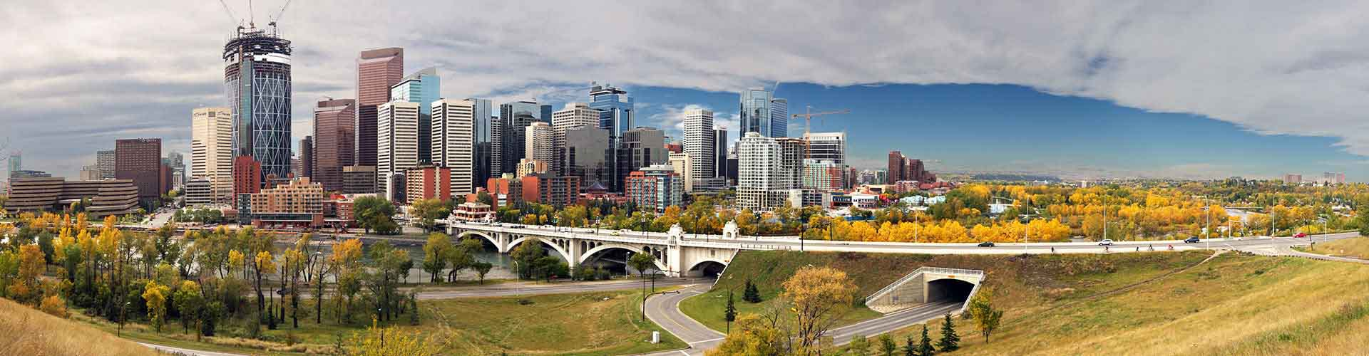 Calgary – Hostels em Calgary. Mapas para Calgary, Fotos e Avaliações para cada Hostels em Calgary.