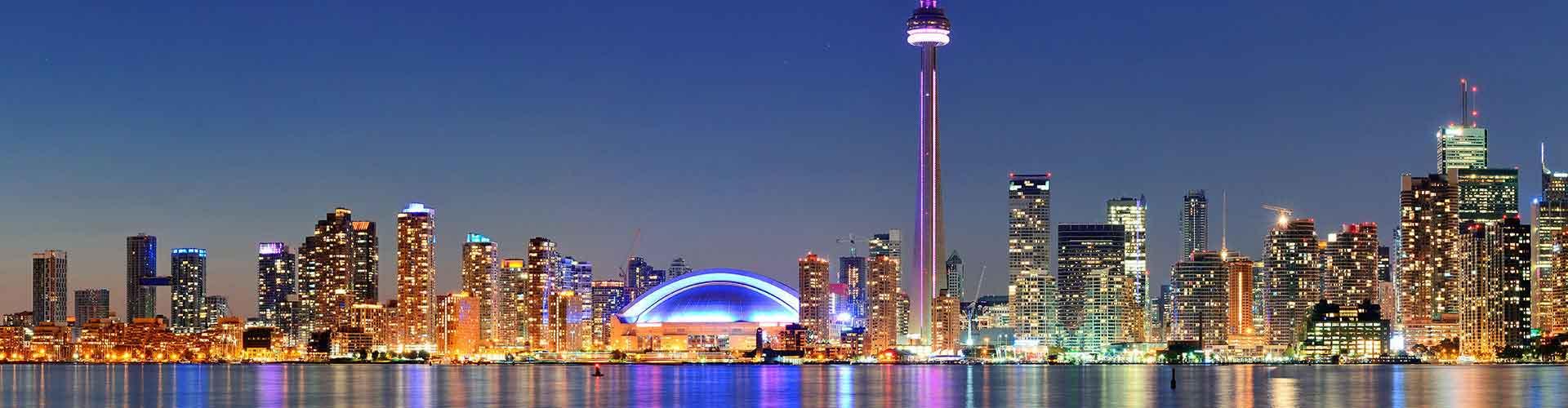 Toronto – Hostels em Toronto. Mapas para Toronto, Fotos e Avaliações para cada Hostels em Toronto.