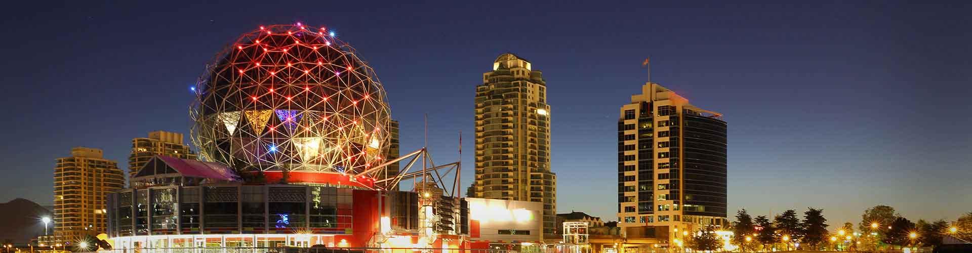 Vancouver – Hostels em Vancouver. Mapas para Vancouver, Fotos e Avaliações para cada Hostels em Vancouver.