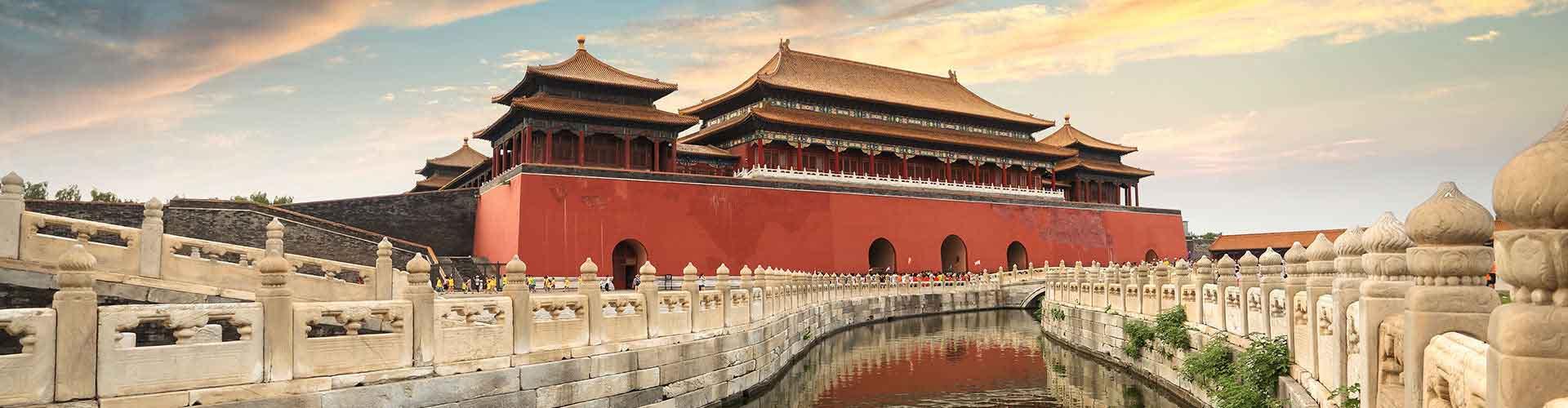 Pequim - Albergues em Pequim. Mapas para Pequim, Fotos e Avaliações para cada Albergue em Pequim.