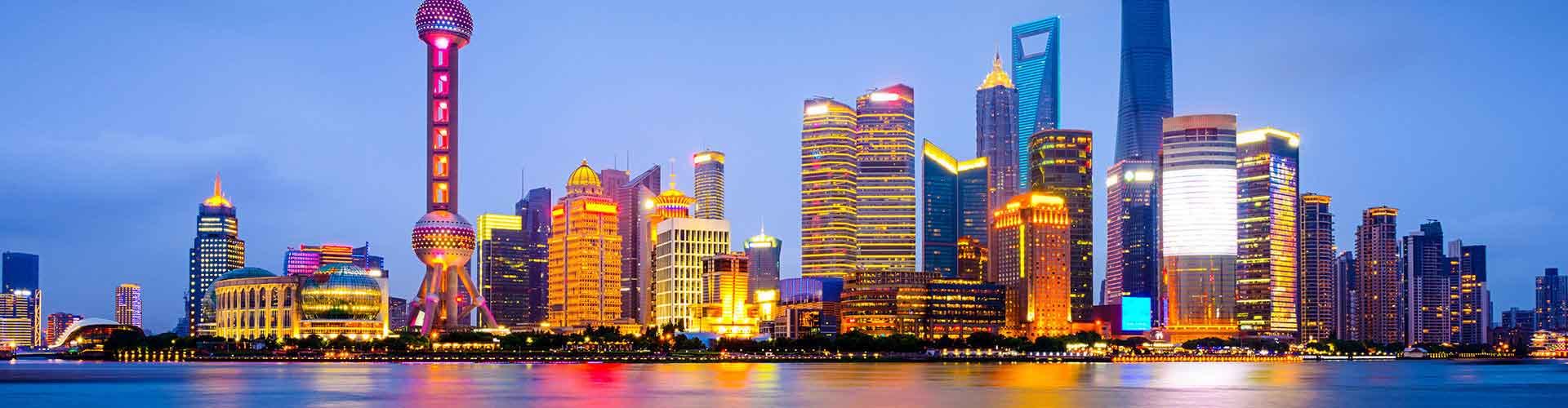 Xangai – Hostels em Xangai. Mapas para Xangai, Fotos e Avaliações para cada Hostels em Xangai.