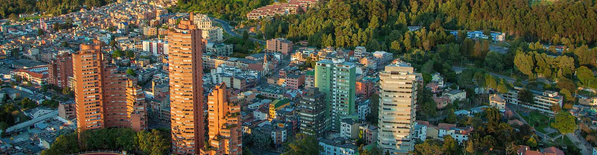 Bogotá – Albergues em Bogotá. Mapas para Bogotá, Fotos e Avaliações para cada Albergue em Bogotá.