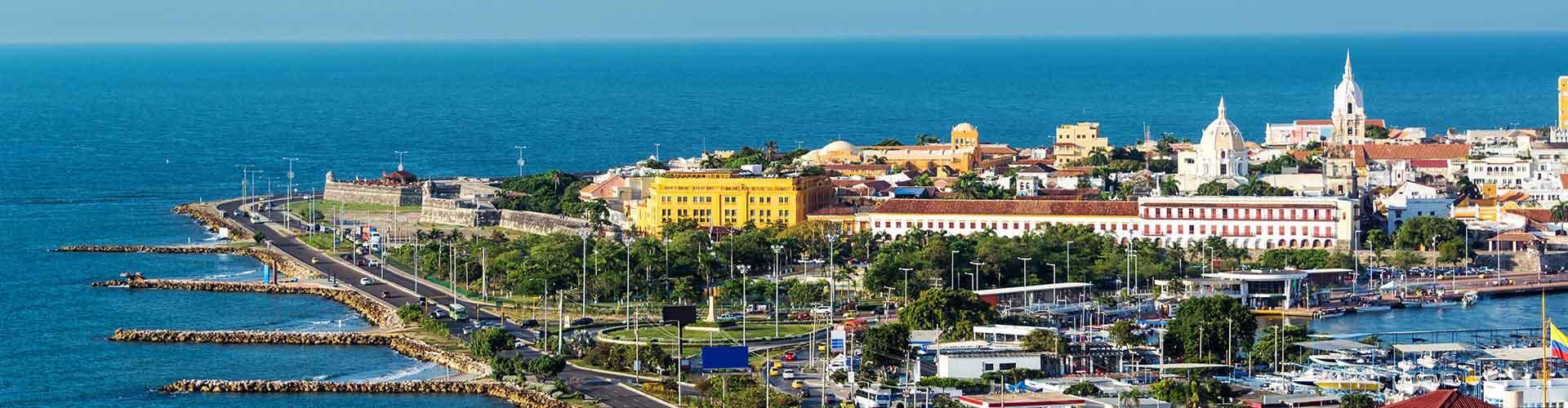 Cartagena – Hostels em Cartagena. Mapas para Cartagena, Fotos e Avaliações para cada Hostels em Cartagena.