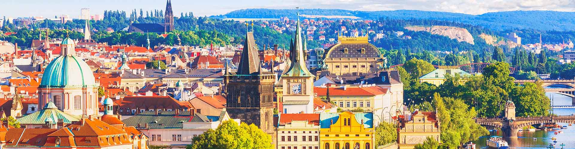 Praga – Hostels em Praga. Mapas para Praga, Fotos e Avaliações para cada Hostels em Praga.