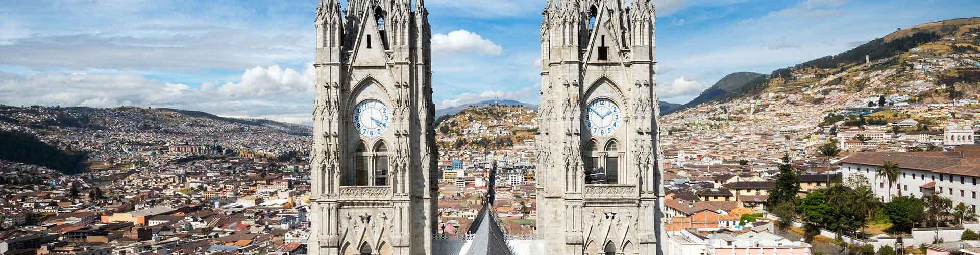 Quito – Albergues em Quito. Mapas para Quito, Fotos e Avaliações para cada Albergue em Quito.