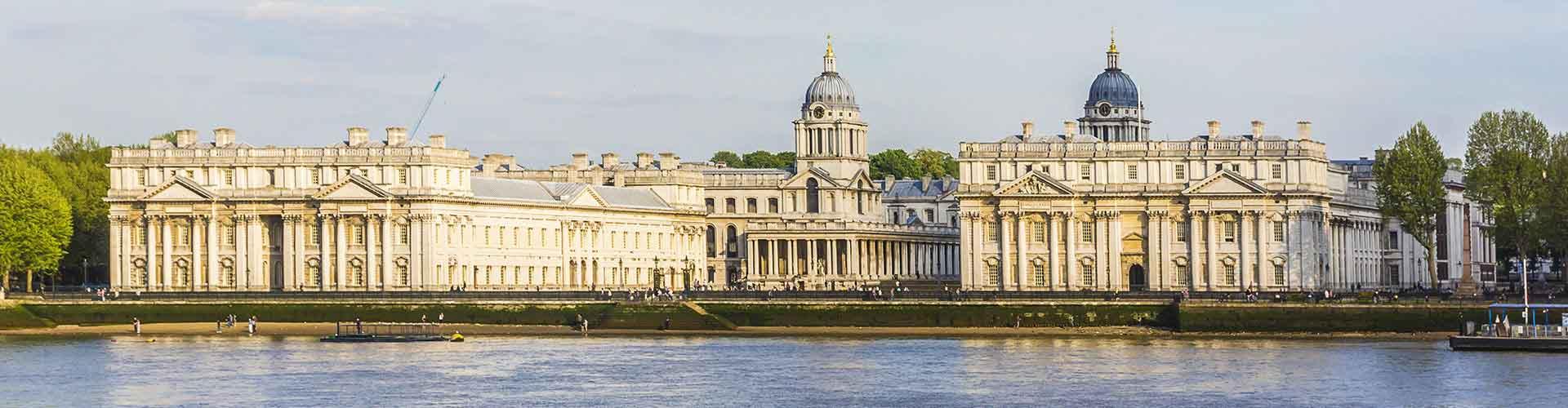 Londres – Hostels no bairro de Borough de Greenwich . Mapas para Londres, Fotos e Avaliações para cada Hostel em Londres.