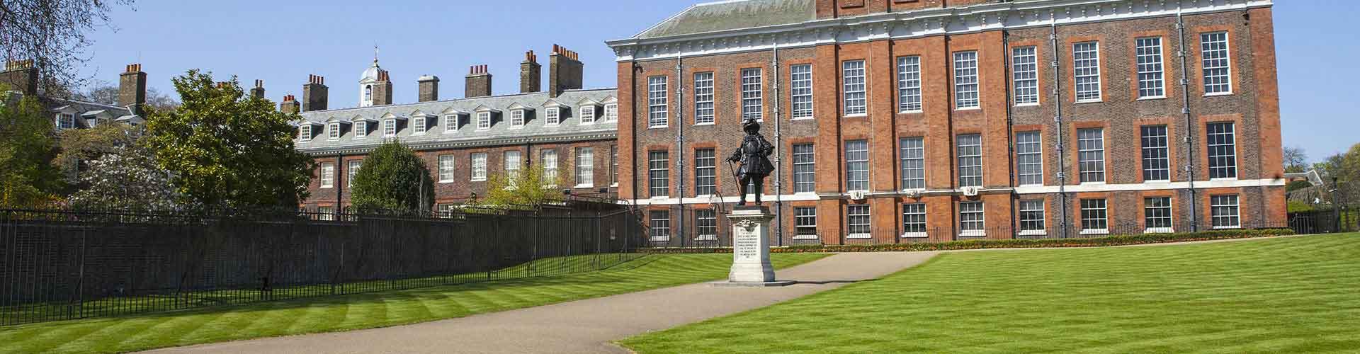 Londres – Hostels no bairro de Kensington . Mapas para Londres, Fotos e Avaliações para cada Hostel em Londres.