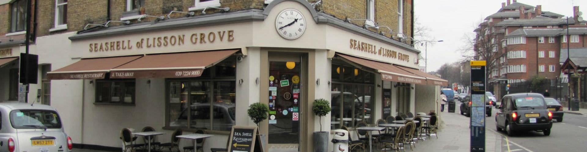 Londres – Hostels no bairro de Lisson Grove . Mapas para Londres, Fotos e Avaliações para cada Hostel em Londres.