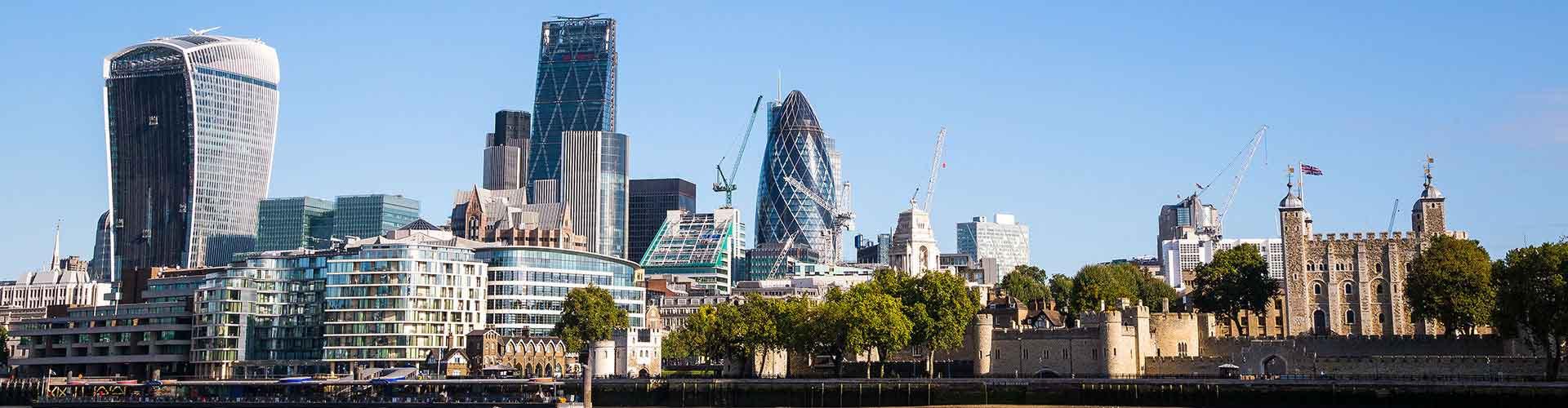 Londres – Hostels próximos a Centro. Mapas para Londres, Fotos e Avaliações para cada Hostel em Londres.
