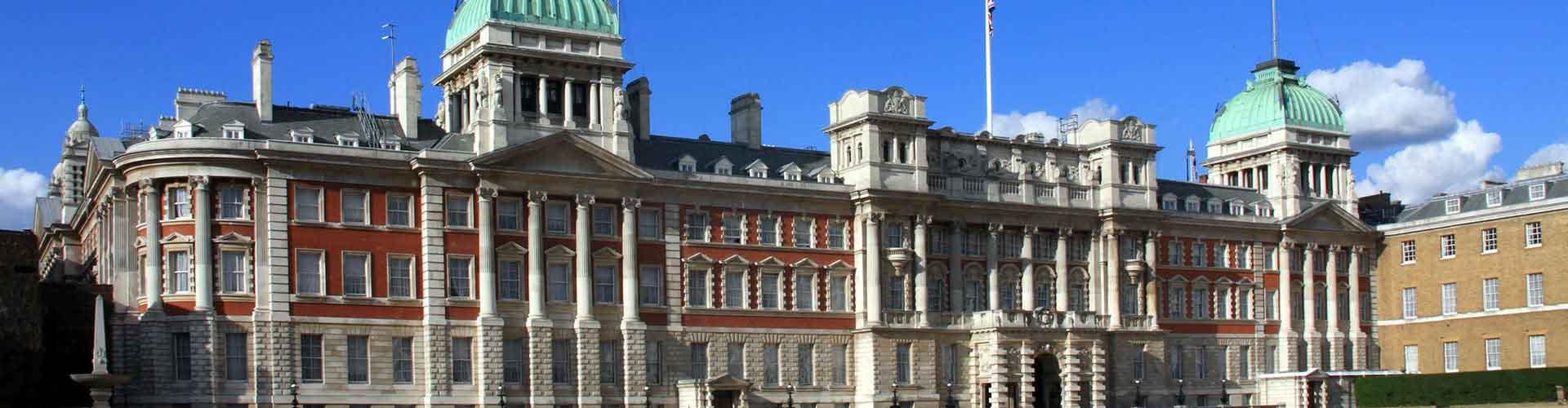 Londres – Hostels próximos a Regent's Park. Mapas para Londres, Fotos e Avaliações para cada Hostel em Londres.