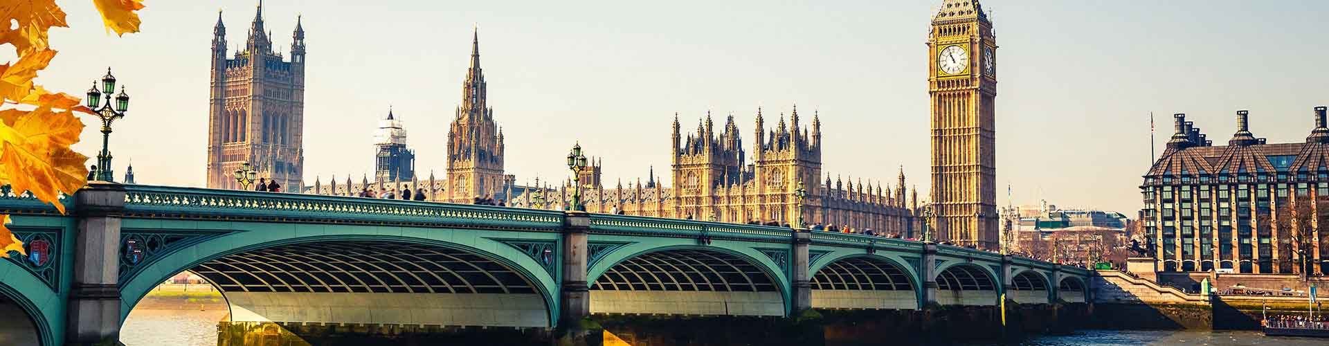 Londres – Hostels em Londres. Mapas para Londres, Fotos e Avaliações para cada Hostels em Londres.
