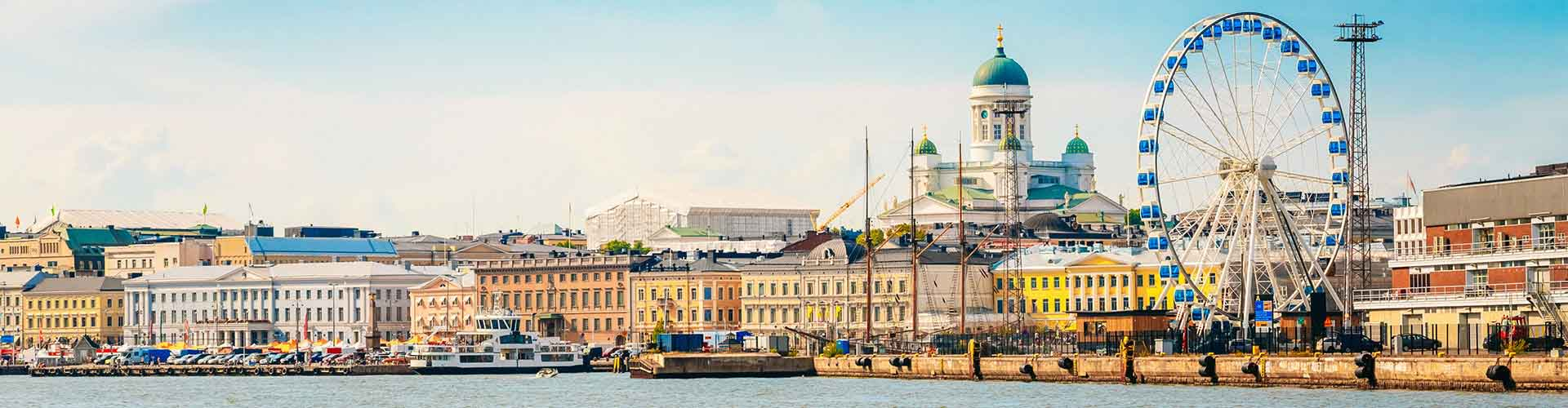 Helsinque – Albergues em Helsinque. Mapas para Helsinque, Fotos e Avaliações para cada Albergue em Helsinque.