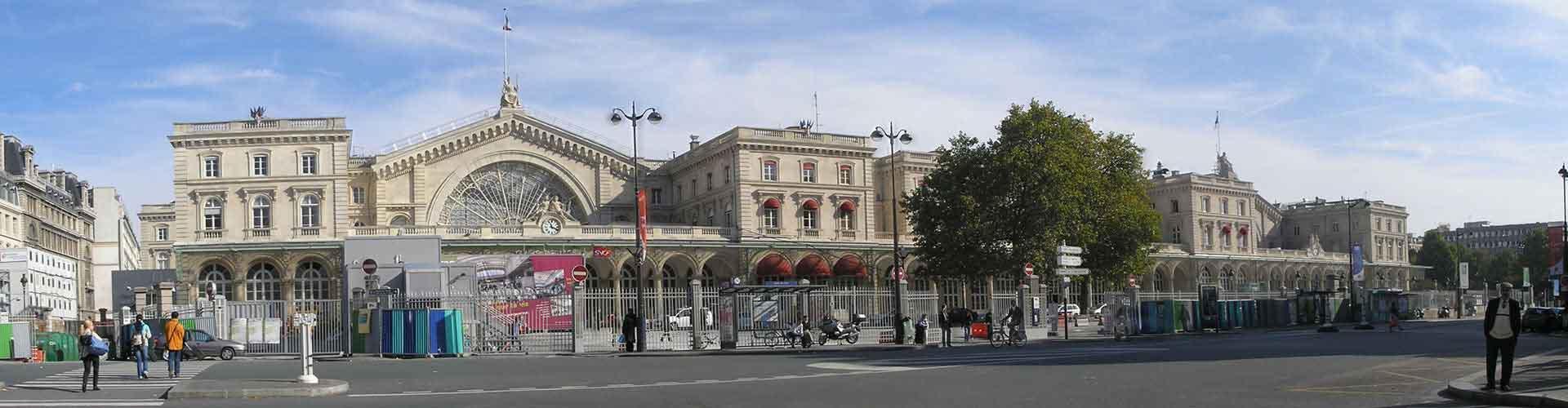 Paris – Hostels no bairro de Décimo Distrito . Mapas para Paris, Fotos e Avaliações para cada Hostel em Paris.