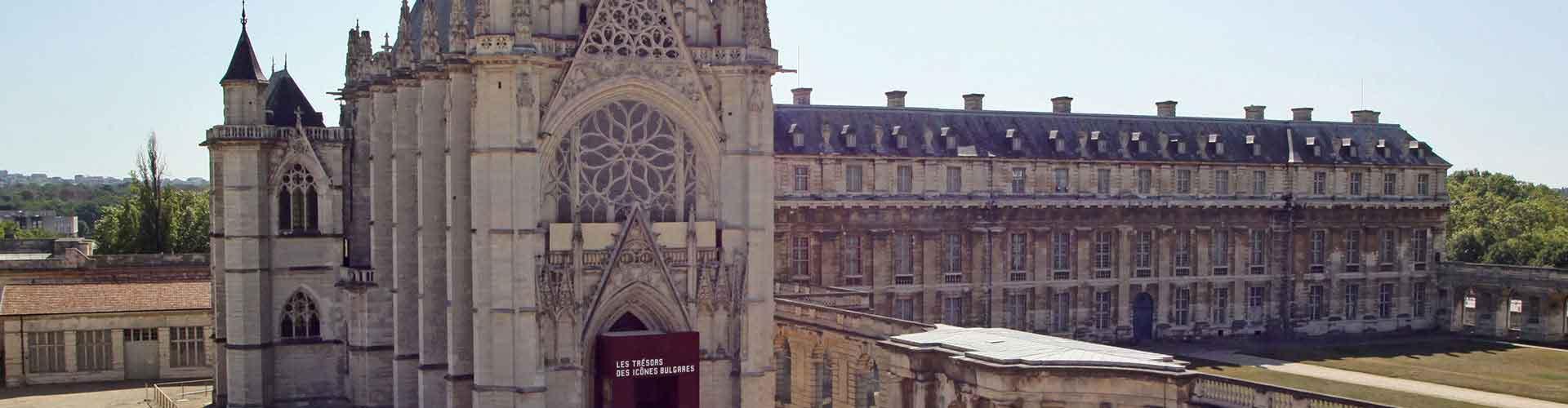 Paris – Hostels próximos a Sainte-Chapelle. Mapas para Paris, Fotos e Avaliações para cada Hostel em Paris.