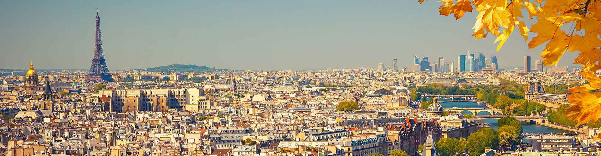 Paris – Hostels no bairro de Nona Ward . Mapas para Paris, Fotos e Avaliações para cada Hostel em Paris.