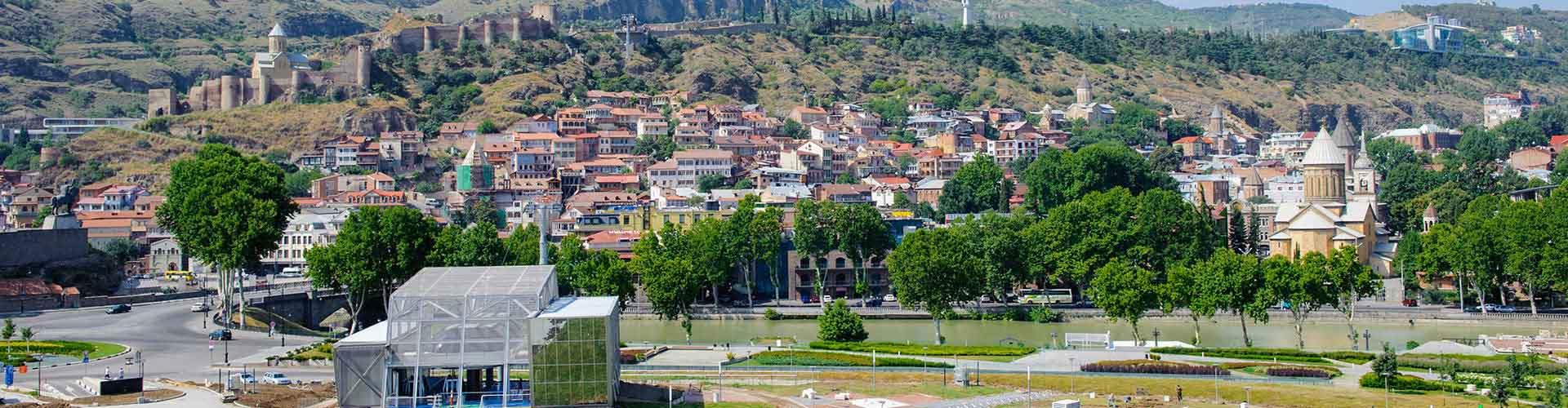 Tbilisi – Hostels em Tbilisi. Mapas para Tbilisi, Fotos e Avaliações para cada Hostels em Tbilisi.